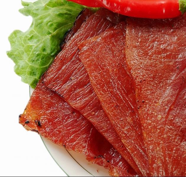蜜汁肉干(大)220g 1