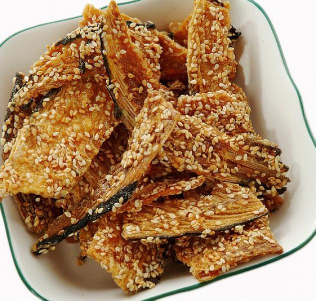 鮮蝦梅魚乾65g 1