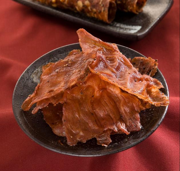 黑胡椒肉乾140g 1