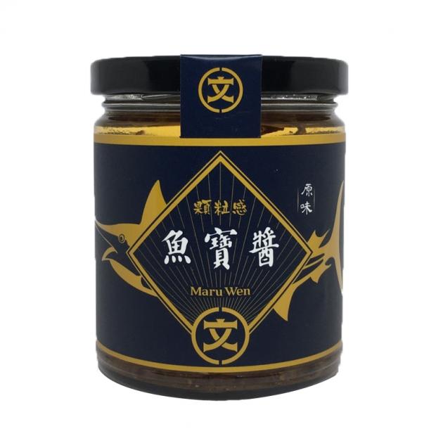 丸文魚寶醬原味 2