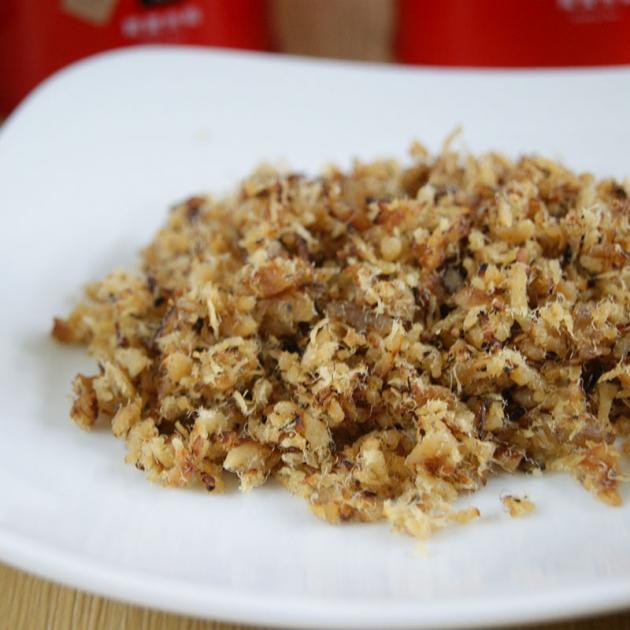 旗魚界的LV-低脂銀養旗魚鬆組 加送牛奶魚酥(官網限定) 3